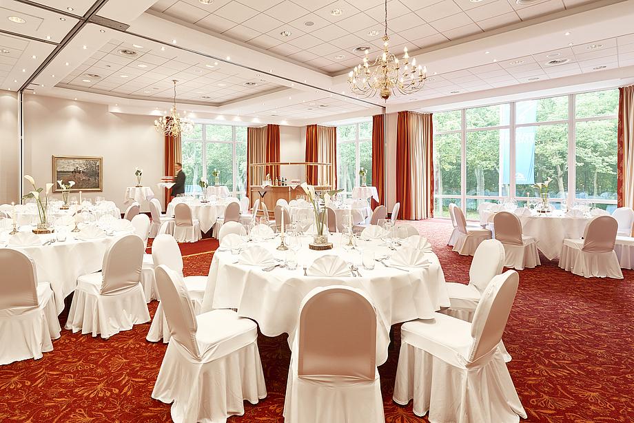 Ihre Hochzeitslocation In Bremen Hotel Munte Am Stadtwald