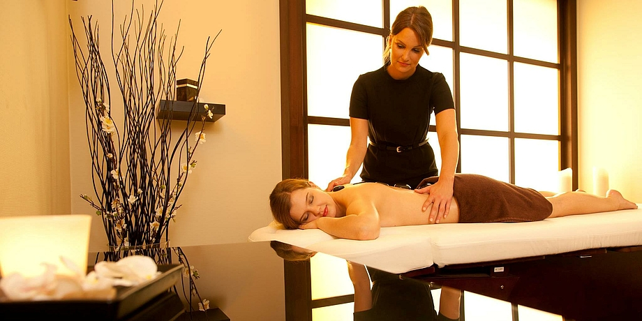 Private Wellness Spa Behandlung - Hotel Munte am Stadtwald