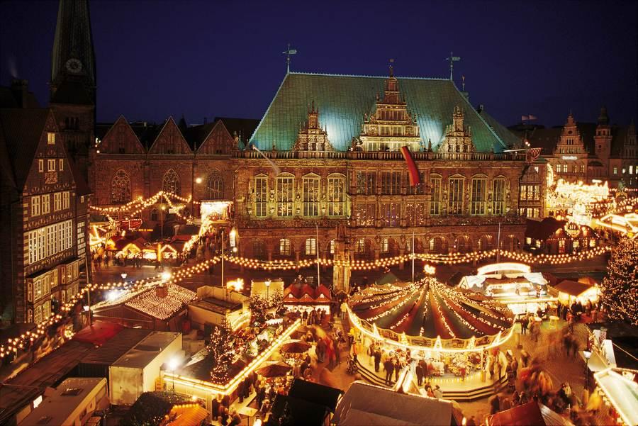 Bremen Weihnachtsmarkt.Weihnachtsmarkt In Bremen Vom 26 11 23 12 2018 Hotel Munte Am